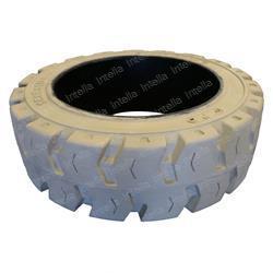 Premium Forklift Cushion Press-On Tire 16 x 5 x 10 1/2 16X5X101-2-NM-SAT