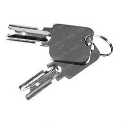 CLARK Key Set Ignition (2) part number 906591