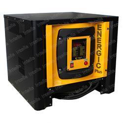 36 volt 140 amp lift truck battery charger Single phase Intella model 04501036