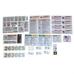 1001212666 Decal Kit 2632Es